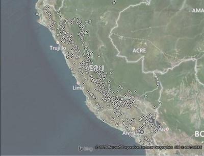 通过IpT,Parallel Wireless在秘鲁全国各地部署OpenRAN网络。