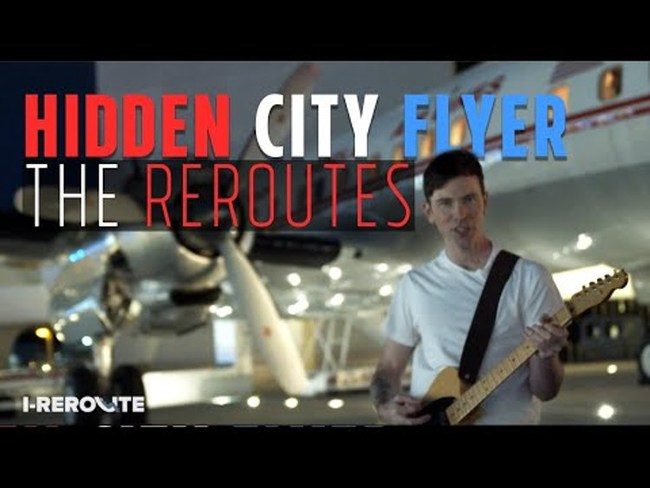 Learn how you can fly upfront and pay less than coach. Musician David Gagne and Involuntary Reroute Founder Robert Laney teamed up to form The Reroutes.