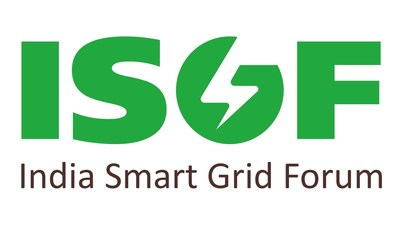 India Smart Grid Forum Logo (PRNewsfoto/India Smart Grid Forum)