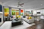 Great room, Lowell floor plan