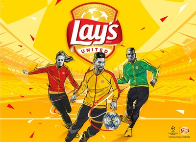 Lionel Messi, Paul Pogba And Lieke Martens Get Extraordinarily DistractedBy Lay's In New Action-Packed Football Ad