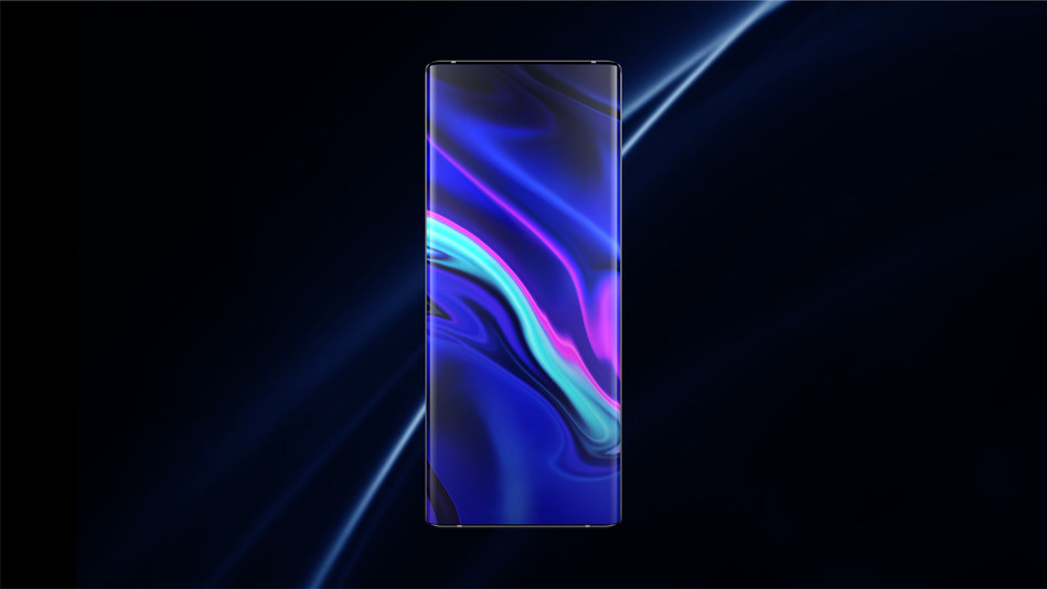 120° FullView Edgeless Display (PRNewsfoto/Vivo)