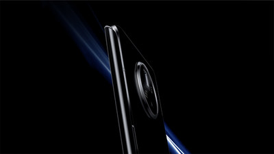 120° FullView Edgeless Display that bends at an angle of up to 120° on both sides (PRNewsfoto/Vivo)