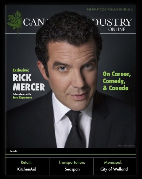Rick Mercer (CNW Group/Industry Media)