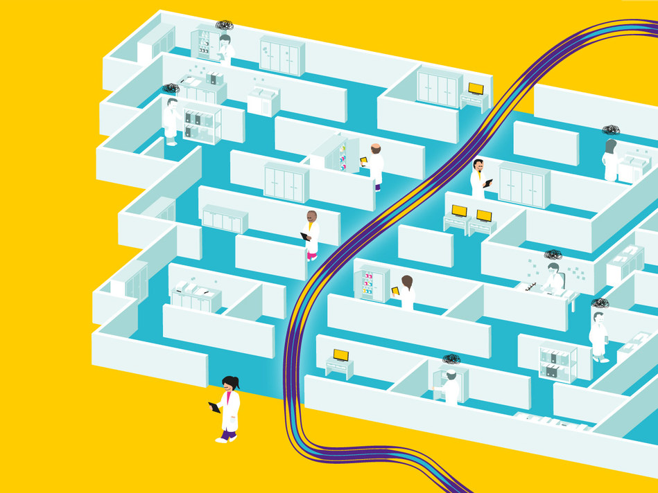 Nosso Sistema LANEXO™ – com característica de primeiro no mercado – enfatiza o compromisso da empresa de promover e comercializar informática de laboratório