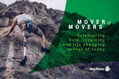 Mayflower launches Movers of Movers contest to fund your next epic life move.