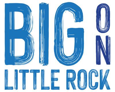 Big On Little Rock logo