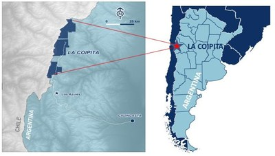 Figure 1 – La Coipita Location (CNW Group/AbraPlata Resource Corp.)