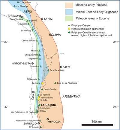 Figure 2 – Geological Setting (CNW Group/AbraPlata Resource Corp.)