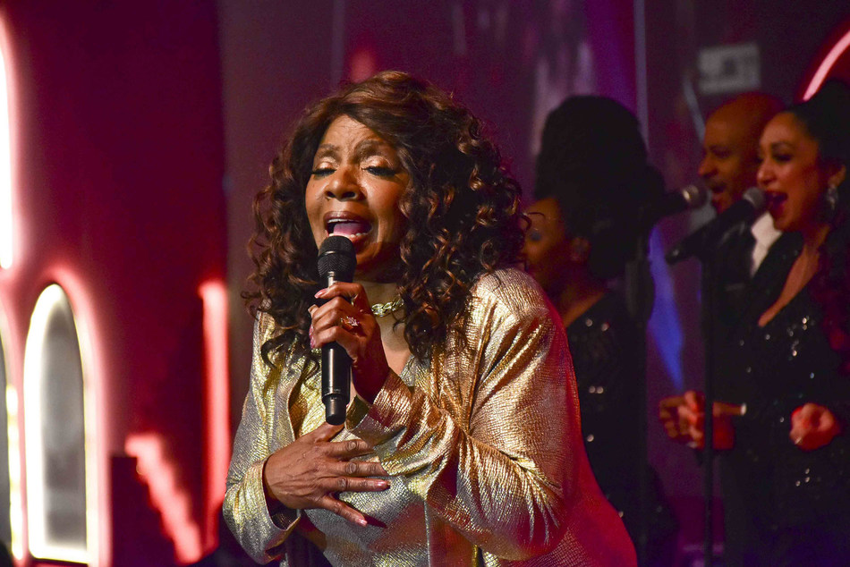 The singer Gloria Gaynor performed in the final evening concert, marking a glittering end to the XXII Habanos Festival.