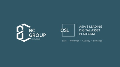 BC Group and OSL Logo