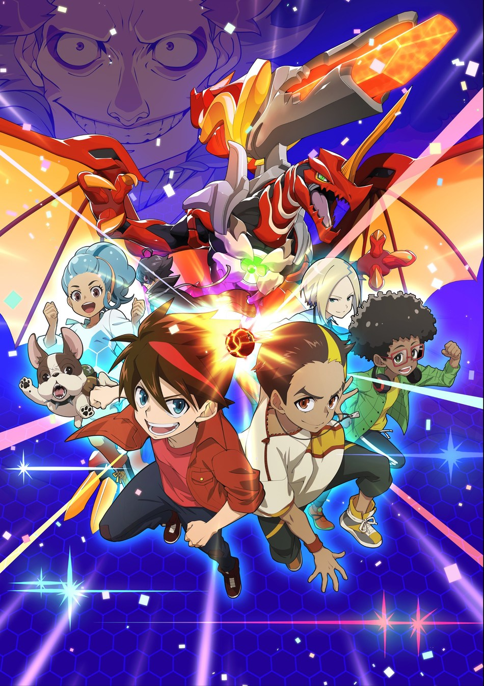 """Spin Master launches """"Bakugan: Armoured Alliance"""", the second season of the popular anime series. (CNW Group/Spin Master)"""