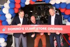 Domino's® to Commemorate the Opening of its 17,000th Store