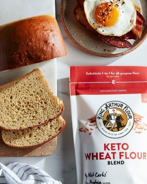 King Arthur Flour Keto Wheat Flour Blend