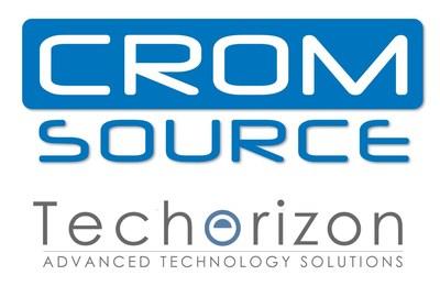 CROMSOURCE Techorizon logo