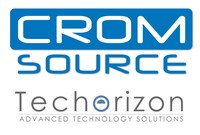CROMSOURCE and Techorizon Logo