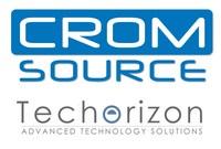 CROMSOURCE and Techorizon Logo