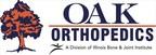 OAK Orthopedics Joins Illinois Bone & Joint Institute