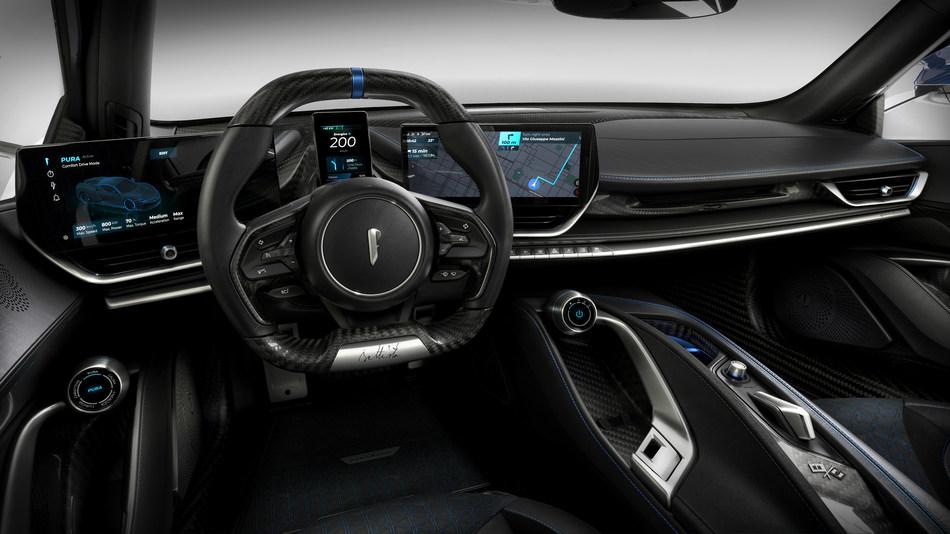 Automobili Pininfarina_Battista Anniverario Interior 1