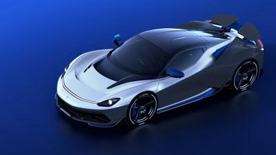 Automobili Pininfarina_Battista Anniverario F3Q