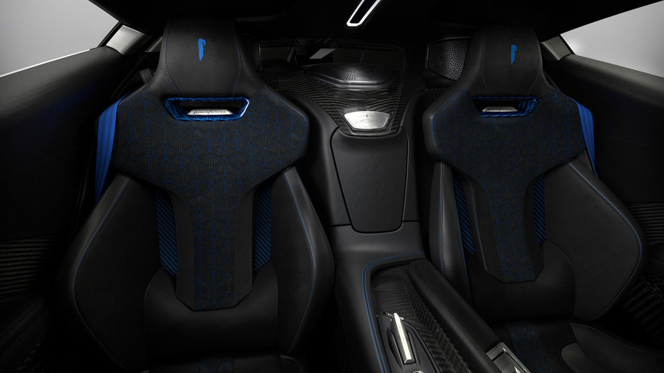 Automobili Pininfarina_Battista Anniverario Interior 2