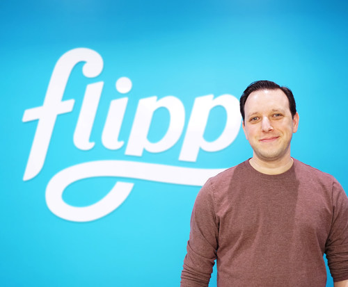 Rick Neuman, Flipp's newly appointed Chief Technology and Product Officer (CNW Group/Flipp Corp)