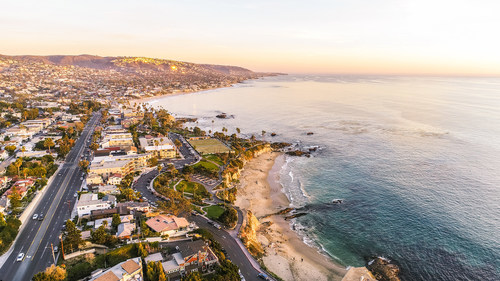 Air Canada to Launch Daily, Year-Round Flights From Vancouver to Orange County (Santa Ana), California (CNW Group/Air Canada)