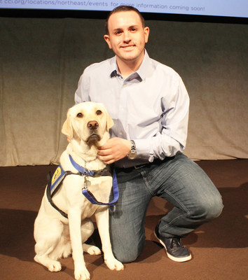 Bookkeeper360 CEO Nick Pasquarosa elected Canine Companions for Independence Northeast Region Advisory Board President