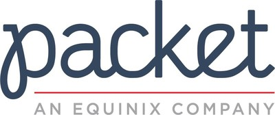 Packet, An Equinix Company Logo