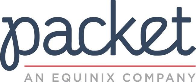 Packet, An Equinix Company Logo