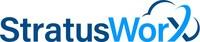 StratusWorX logo (PRNewsfoto/StratusWorX)