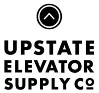 Upstate Elevator Supply Co. logo