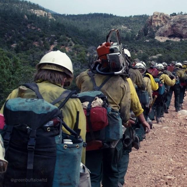 Wildland Firefighters