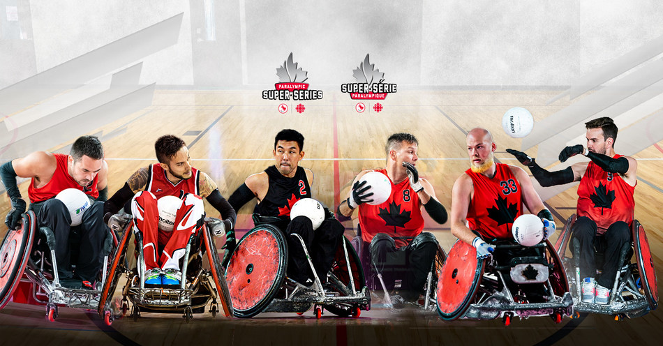 Each of Canada's games will be live streamed, with the team's opening game versus Switzerland starting at 4:30 p.m. PT / 7:30 p.m. ET on Wednesday March 4. PHOTO: Canadian Paralympic Committee (CNW Group/Canadian Paralympic Committee (Sponsorships))