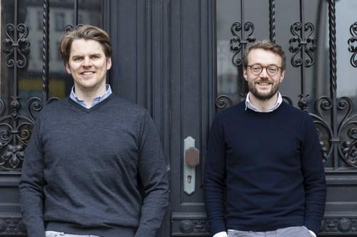 SuitePad Founders Moritz von Petersdorff-Campen and Tilmann Volk