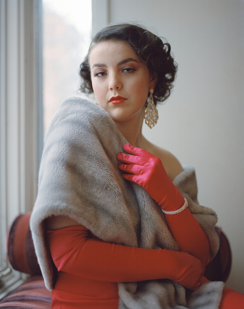 Delphine Lewis, Winter Formal, 2019, Inkjet print, 38in x 30in (CNW Group/Scotiabank)