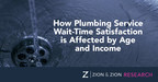 Zion & Zion Study Investigates How Plumbing Service Wait-Time Satisfaction is Affected by Age and Income