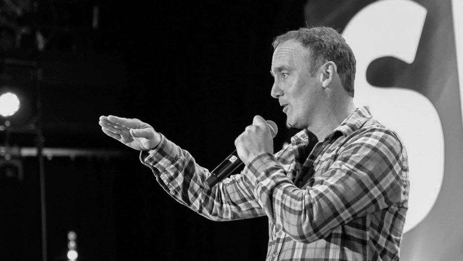 Comedian, actor, and best-selling author, Jay Mohr