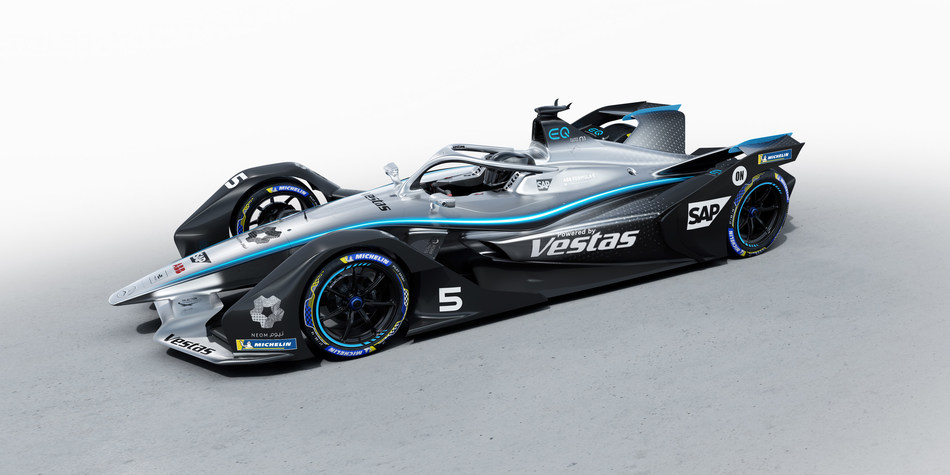 NEOM Named as Principal Partner of Mercedes-Benz EQ Formula E Team