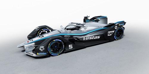 NEOM Named as Principal Partner of Mercedes-Benz EQ Formula E Team