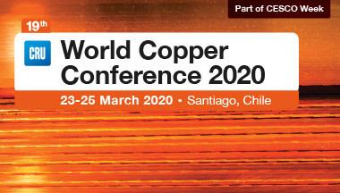 CRU World Copper Conference 2020 Update
