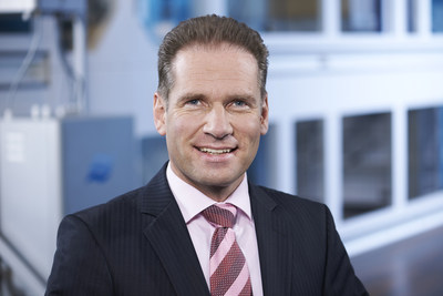 Oliver Zimmermann, CEO at Condair Group. The Condair Group is the world's leading specialist in humidification and commercial humidity control. (PRNewsfoto/Condair)