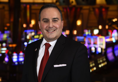 Mohegan Gaming & Entertainment (MGE) Appoints Mark Rosa as Senior Vice President and Chief Information Officer