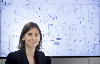 Mareike Gross, head of Electric Dist. System, Comm&Body Electronics