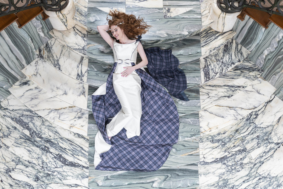 The 2020 Collection from Scottish Designer Joyce Young at Cloncaird Castle