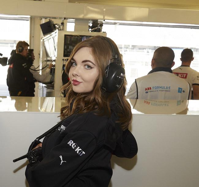 Singer-songwriter Maisy Kay