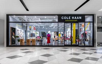 Cole Haan Unveils New GRANDSHØP in