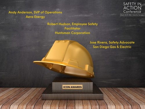 5th Annual Safety in Action ICON Winners Announced!