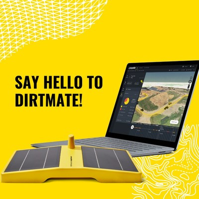 Propeller Announces New Machine Tracking System, DirtMate, That Collects Productivity Data in Real Time