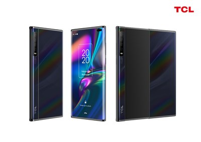 TCL Highlights its Latest Advancements in Foldable and Flexible Mobile Display Technology